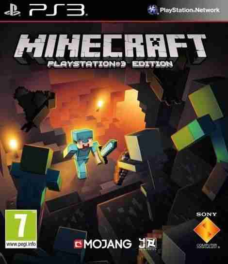 Descargar Minecraft PlayStation 3 Edition [MULTI][Region Free][FW 4.4x][ACCiDENT] por Torrent